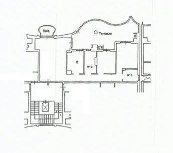 Appartamento Pianta